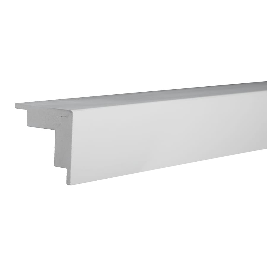 AZEK (Actual: 1-in x 3.5-in x 20-ft) Traditional Shiplap PVC Board