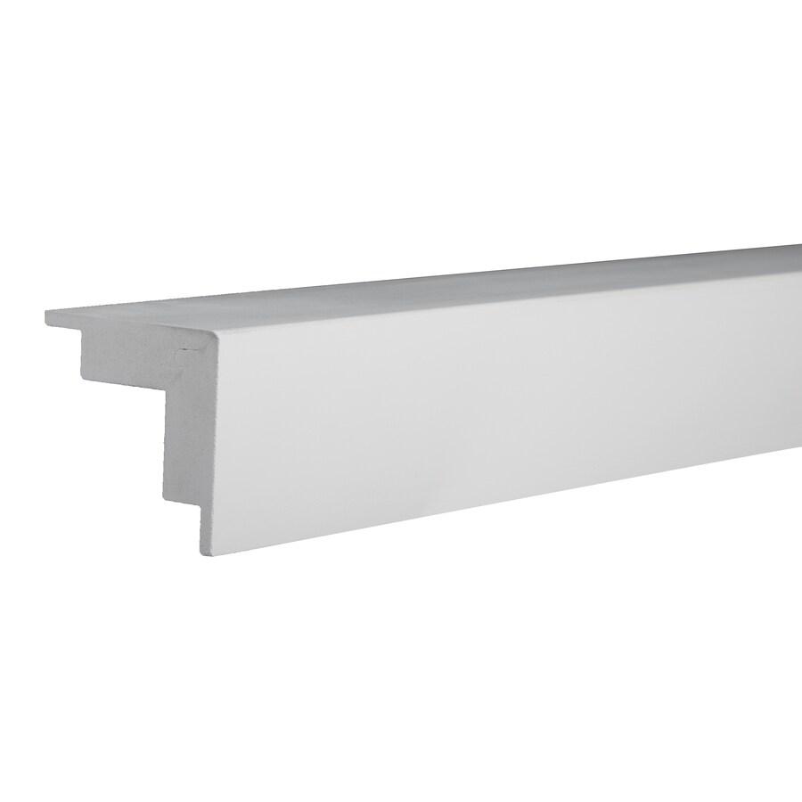 AZEK (Actual: 1-in x 7.25-in x 10-ft) Traditional Shiplap PVC Board