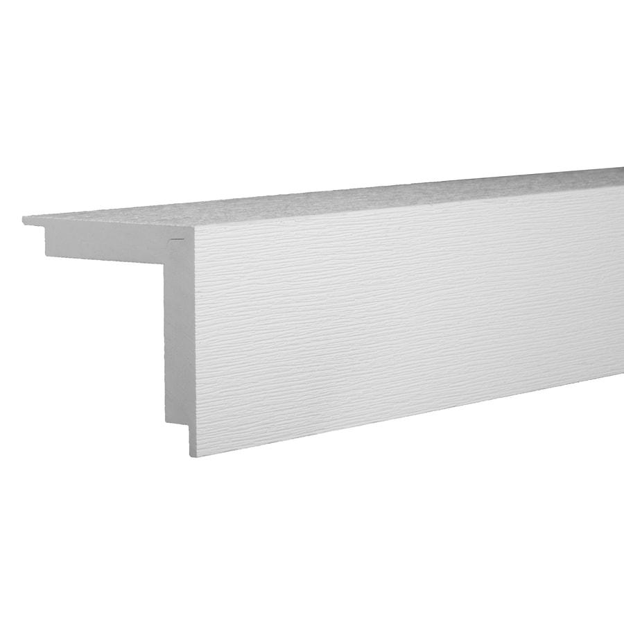 AZEK (Actual: 1-in x 3.5-in x 10-ft) Frontier Shiplap PVC Board