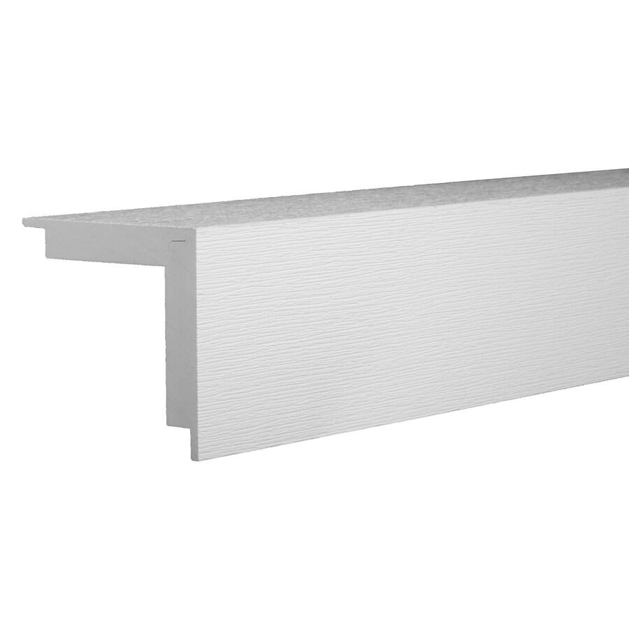 AZEK (Actual: 1-in x 5.5-in x 20-ft) Frontier Shiplap PVC Board