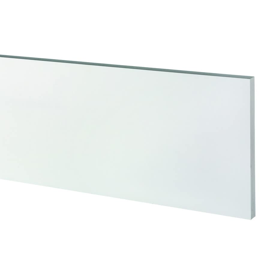 AZEK Traditional PVC Board (Actual: 0.75-in x 9.25-in x 8-ft)