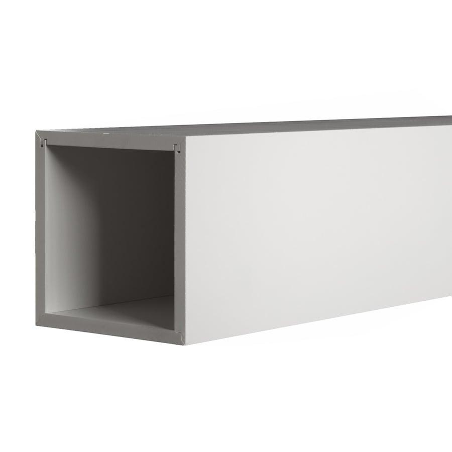 AZEK 4.75-in L x 10-ft H Prefinished PVC Column Wrap