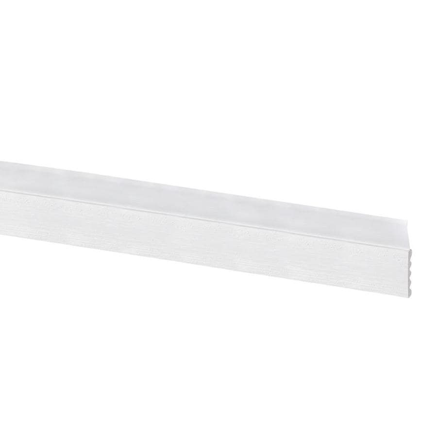 AZEK 2-in x 9-ft Interior/Exterior Prefinished PVC Stop Window Moulding