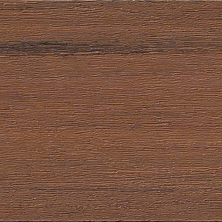 AZEK (Actual: 1-in x 5.5-in x 16-ft) Vintage Mahogany Grooved PVC Deck Board