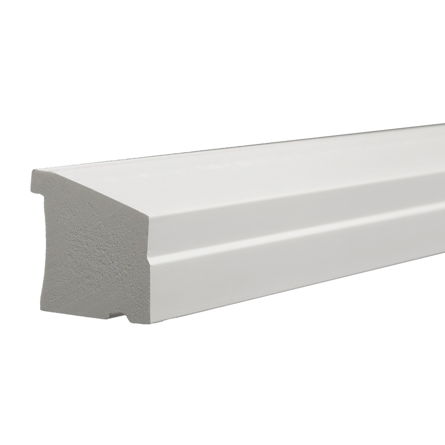 Shop Azek X 7 Ft Interior Exterior Prefinished Pvc Sill Nose Window Moulding At