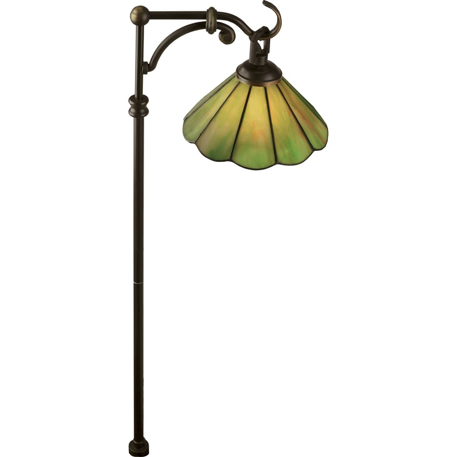 Portfolio 18-Watt Antique Bronze Low Voltage Plug-In Incandescent Path Light