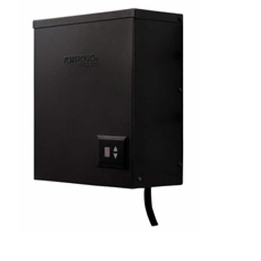 Shop Portfolio 900-Watt 120 Volts Multi-Tap Transformer