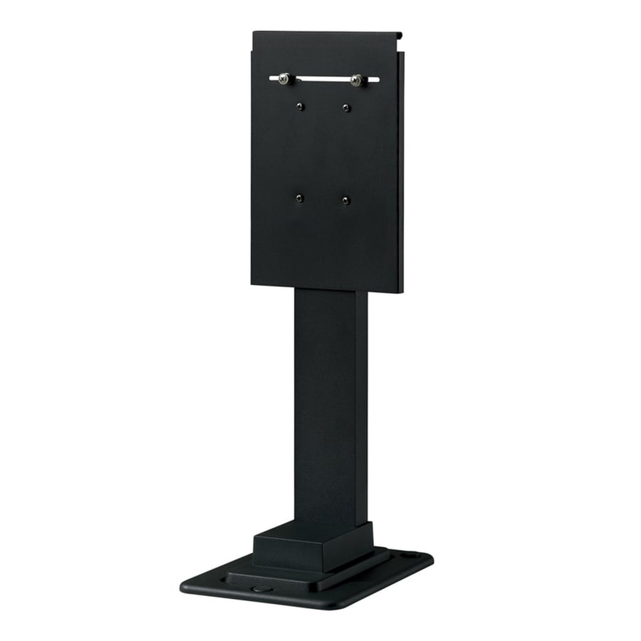 shop portfolio 18 3 in aluminum landscape lighting transformer stand. Black Bedroom Furniture Sets. Home Design Ideas