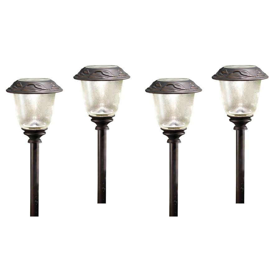Shop allen roth led path light kit at lowes allen roth led path light kit aloadofball Images