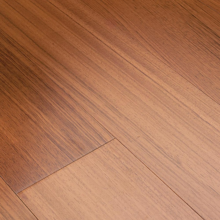 Natural Floors by USFloors Exotic 3.25-in Natural Brazilian Cherry Hardwood Flooring (12.76-sq ft)