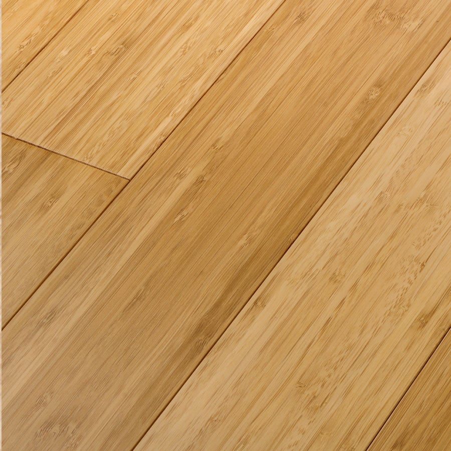 Usfloors Bamboo Hardwood Flooring Sample Spice At Lowes Com