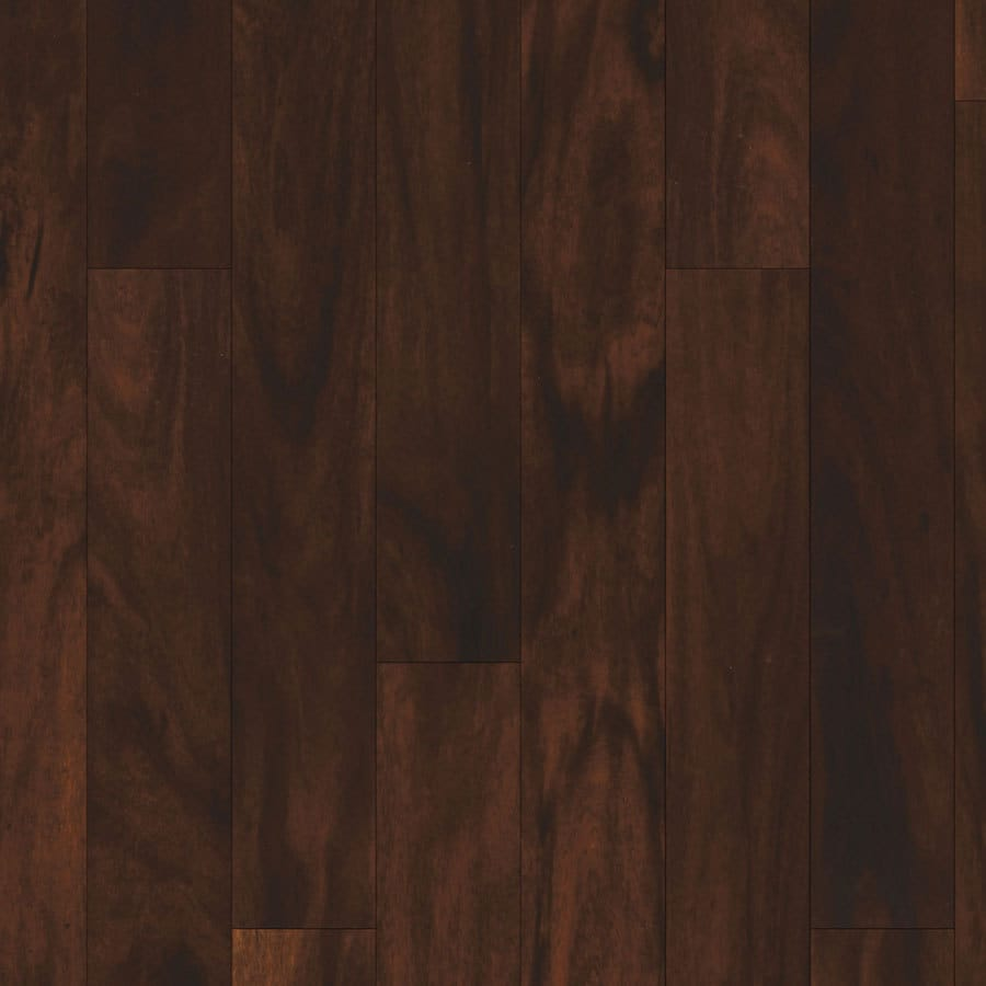 Natural Floors by USFloors Acacia Hardwood Flooring Sample (Chestnut)