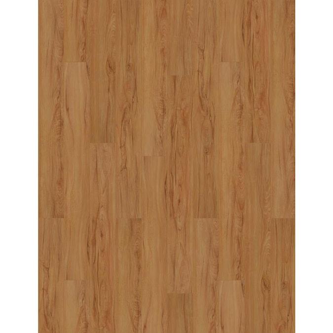 Smartcore Ultra 8 Piece 5 91 In X 48 03 In Brunswick Maple Luxury Vinyl Plank Flooring In The Vinyl Plank Department At Lowes Com