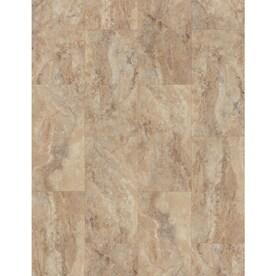 SMARTCORE Ultra 8-Piece 11.97-in x 23.62-in Tivoli Travertine Luxury Vinyl Plank Flooring