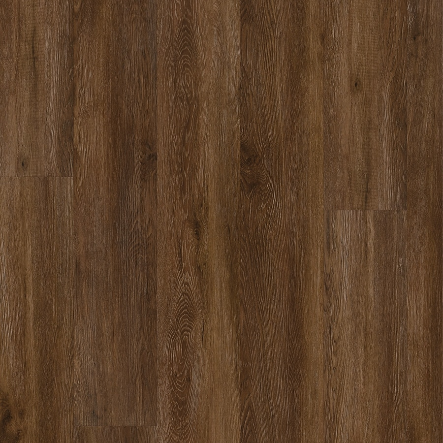 SMARTCORE by Natural Floors 8-Piece 7.081-in x 72.04-in Mckinley Oak Locking Luxury Commercial/Residential Vinyl Plank
