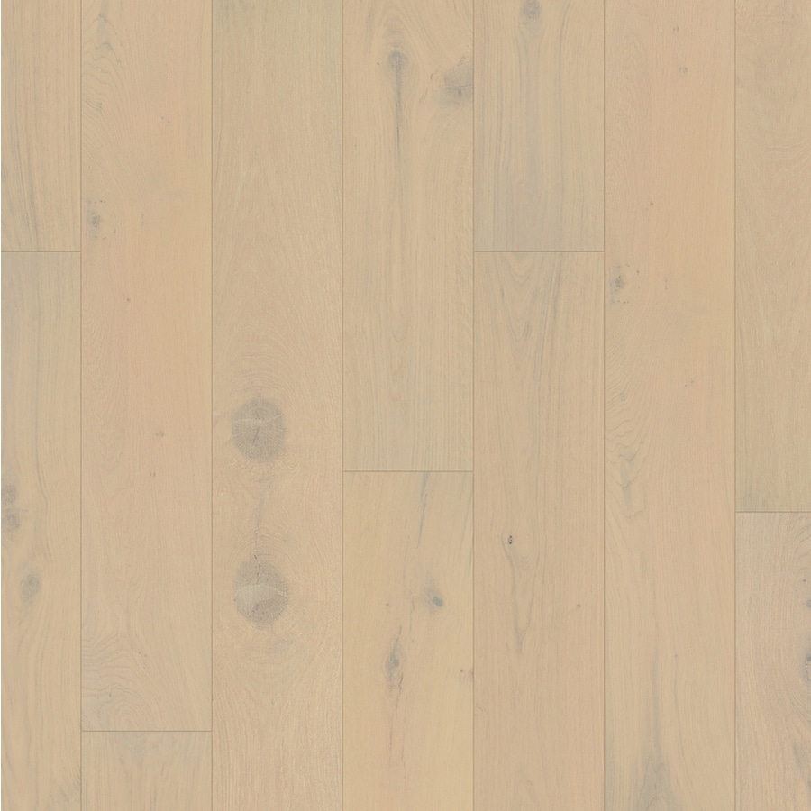 Natural Floors by USFloors Vintage Traditions 7.44-in Prefinished Sand Oak Distressed Oak Hardwood Flooring (30.92 Sq. Feet)