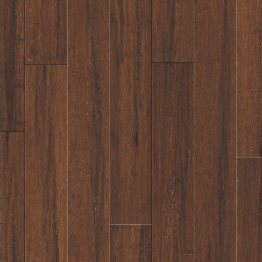 Natural Floors by USFloors 4.92-in Vintage Antique Bamboo Engineered Hardwood Flooring (14.85-sq ft)