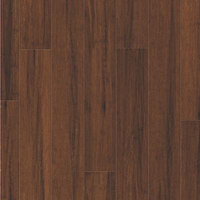 4 92 In Vintage Antique Bamboo Engineered Hardwood Flooring 14 85 Sq Ft