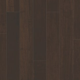 Natural Floors By USFloors 5 In Dark Java Bamboo Engineered Hardwood  Flooring (14.85