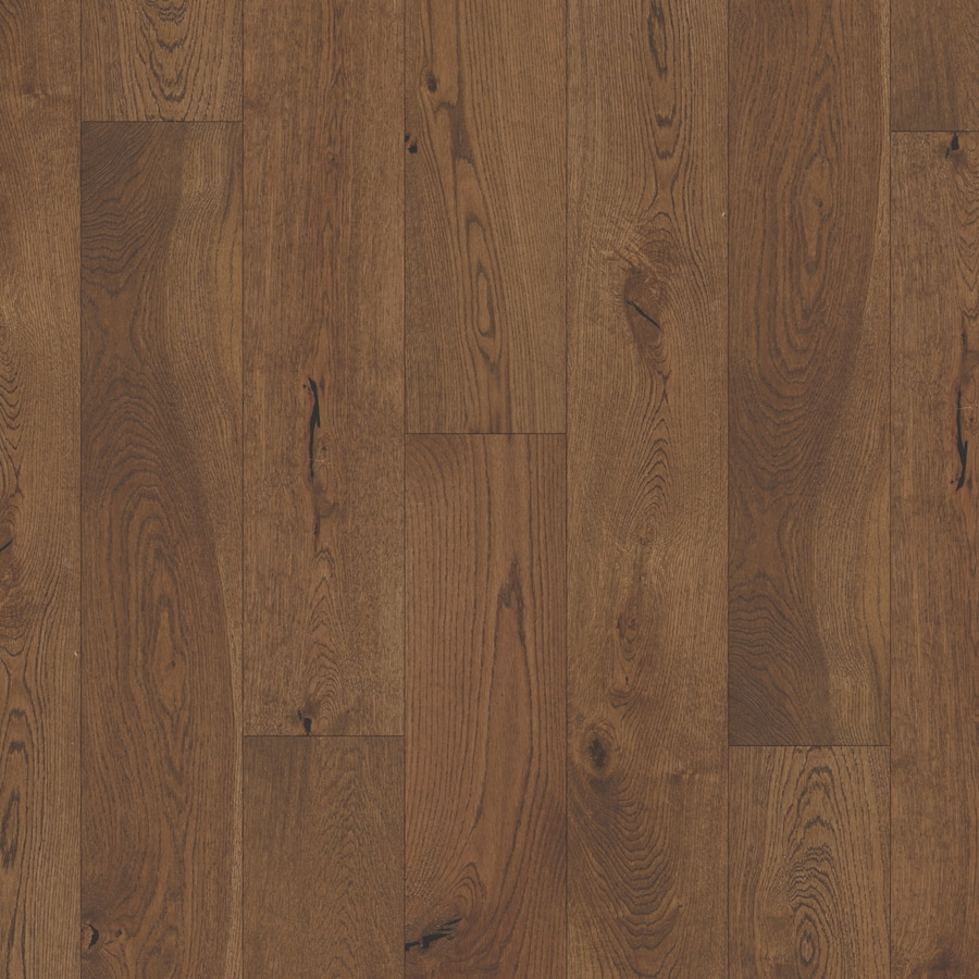 Natural Floors by USFloors Oak Hardwood Flooring Sample (Barn Oak)