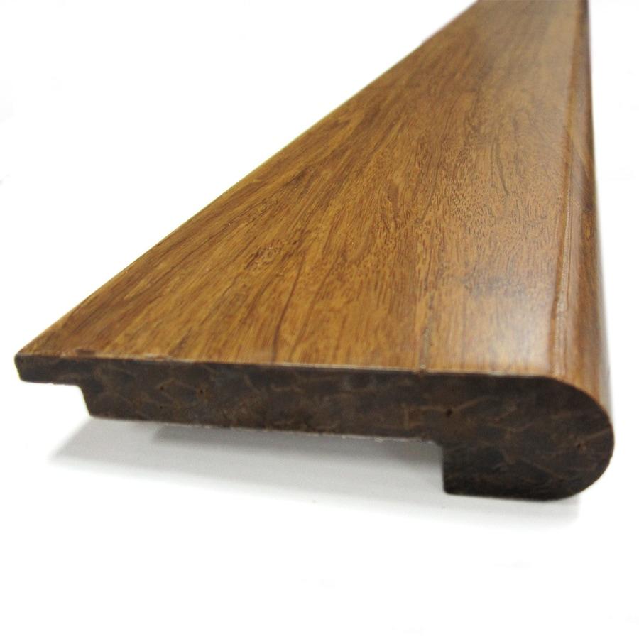 Natural Floors by USFloors 3.62-in x 72-in Stair Nose Floor Moulding