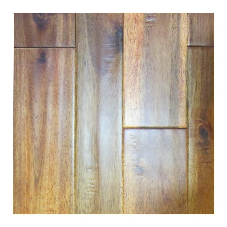 Natural Floors by USFloors Acacia Hardwood Flooring Sample (Amber)