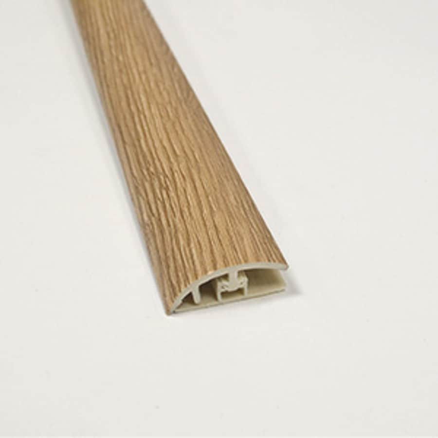 SMARTCORE by Natural Floors 1.417-in x 94-in Sandhill Oak Vinyl Reducers Floor Transition Strip