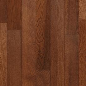 Style Selections Hardwood 5 In Gunstock Oak Engineered Flooring 19 69 Sq Ft