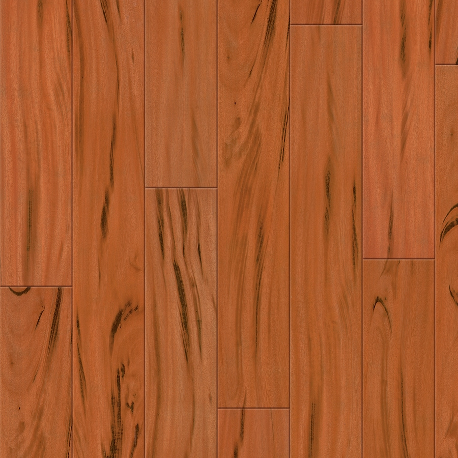 Natural Floors by USFloors Exotic 5.5-in Tigerwood Bamboo Hardwood Flooring (17.41-sq ft)