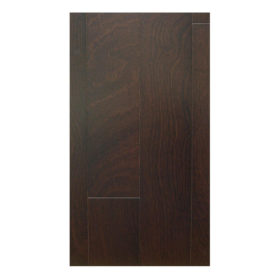 Natural Floors by USFloors Exotic 4.72-in W Prefinished Sapelle Locking Hardwood Flooring (Walnut)