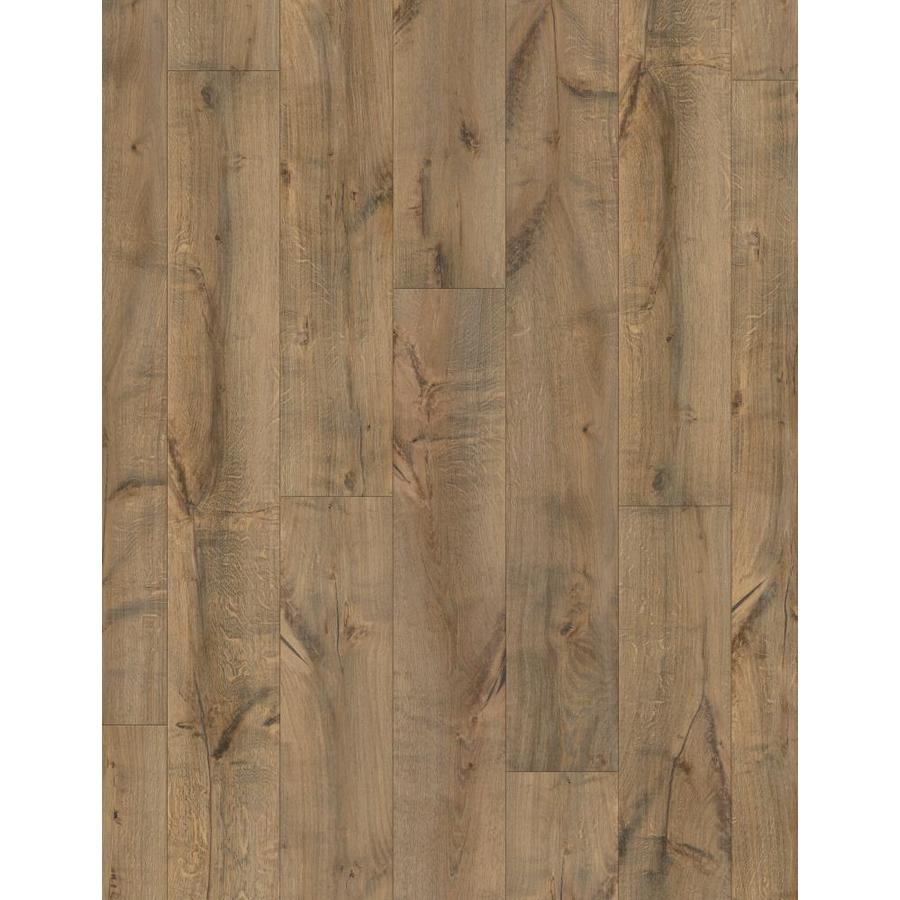 Natural Floors by USFloors Vintage Traditions 7.48-in Toasted Oak Distressed Oak Hardwood Flooring (31.09-sq ft)
