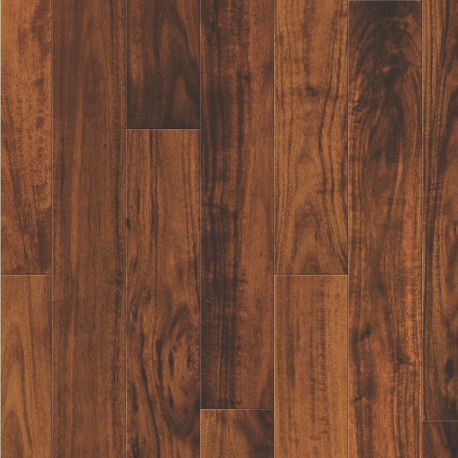 Natural Floors by USFloors 4.72-in Natural Acacia Engineered Hardwood Flooring (18.76-sq ft)