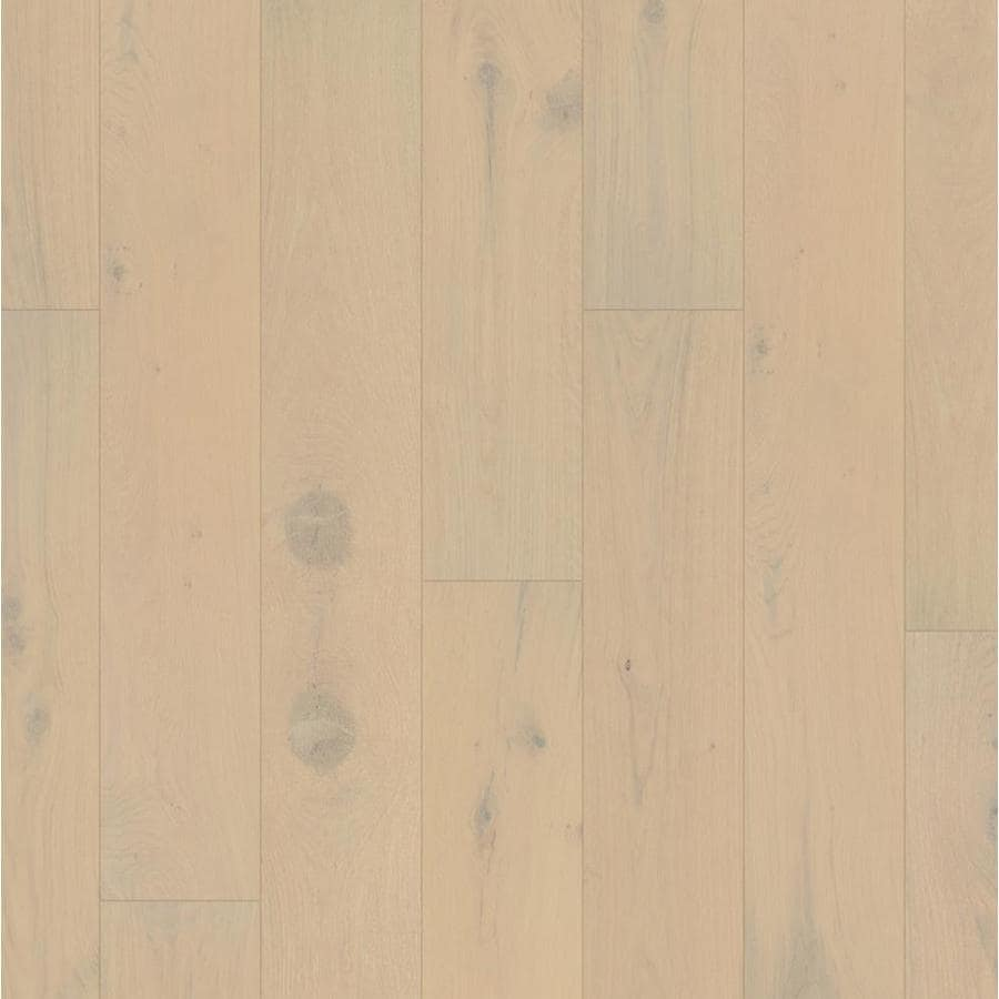 Natural Floors by USFloors Oak Hardwood Flooring Sample (Sand Oak) - Shop Hardwood Flooring Samples At Lowes.com
