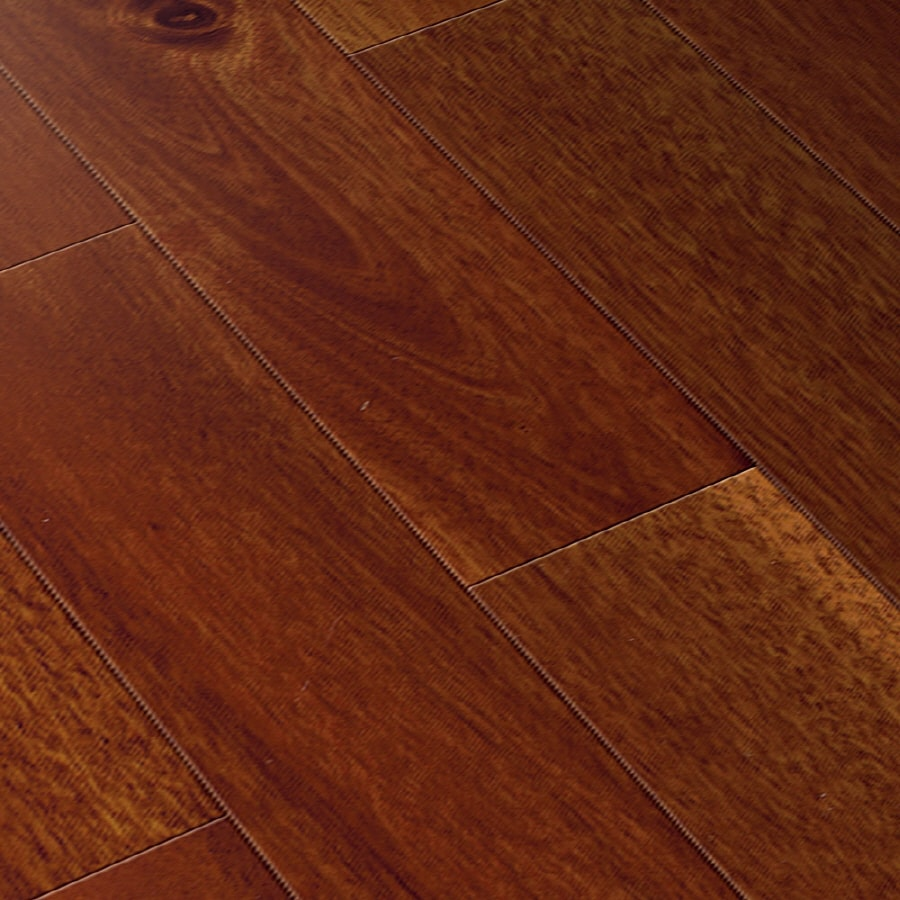 Natural Floors by USFloors Exotic 3.25-in Natural Brazilian Cherry Hardwood Flooring (17.06-sq ft)