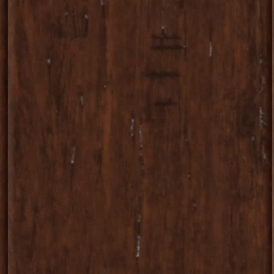 Natural Floors By Usfloors Bamboo Hardwood Flooring Sample Dark Java