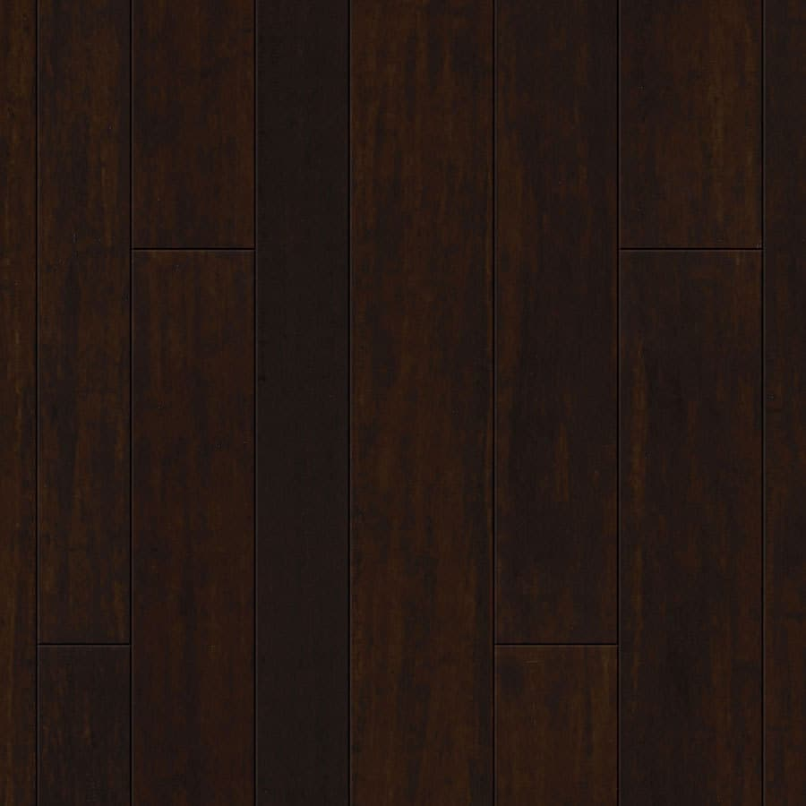 Natural Floors By Usfloors Variable Width Dark Antique Bamboo Engineered 28 9 Sq Ft