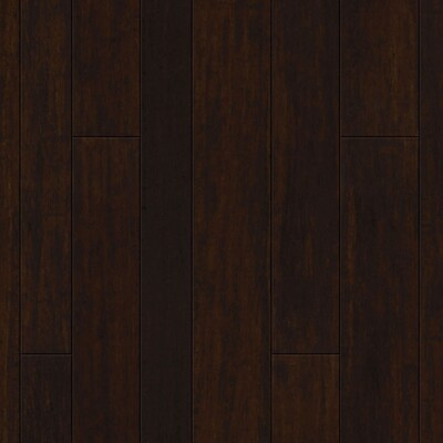 Variable Width Dark Antique Bamboo Engineered 28 9 Sq Ft