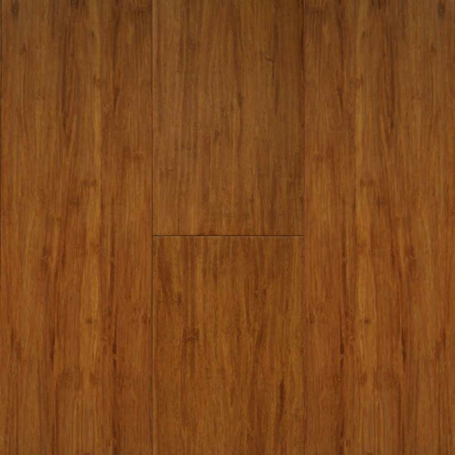 Natural Floors By USFloors Bamboo Hardwood Flooring Sample (Spice)
