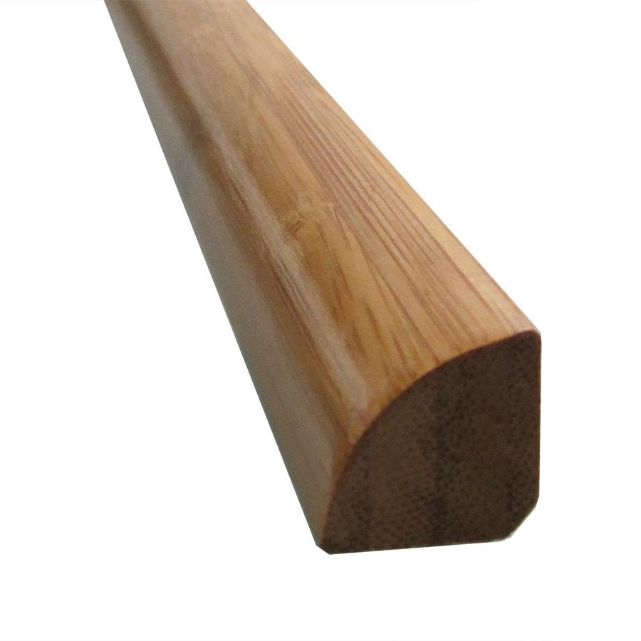 Usfloors 0 75 In X 78 In Spice Floor Quarter Round In The Floor Moulding Trim Department At Lowes Com