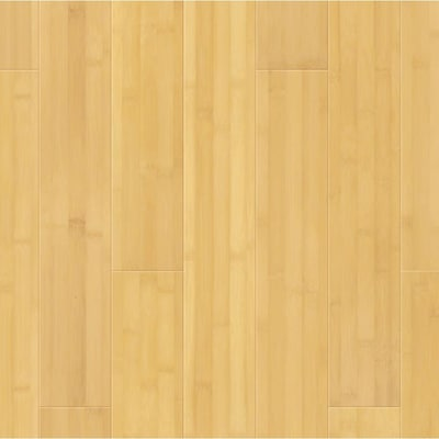 Natural Floors 3 78 In Natural Bamboo Solid Hardwood Flooring