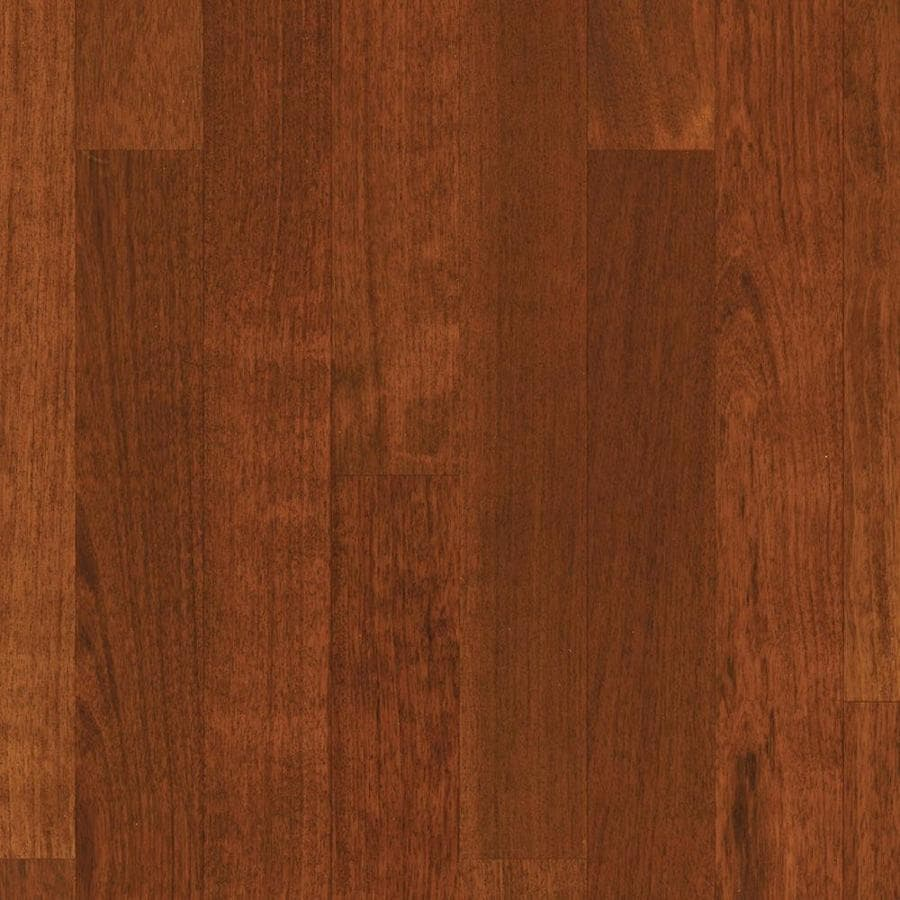 Shop natural floors by usfloors brazilian cherry hardwood for Cherry laminate flooring