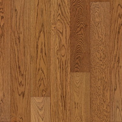Smartcore Naturals Oak Hardwood Flooring Sample Stepping Stone Lowes