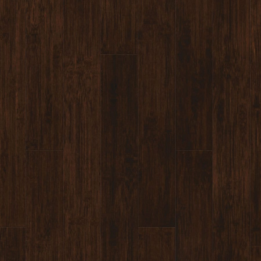 Natural Floors by USFloors Bamboo Hardwood Flooring Sample (Cognac)