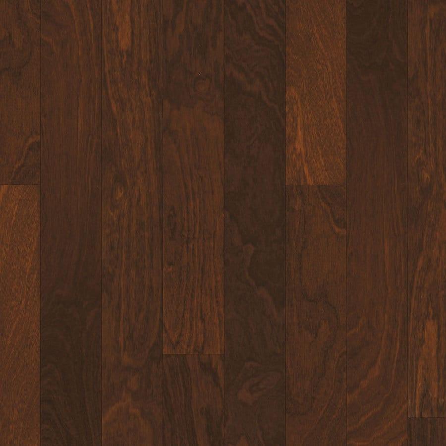 Natural Floors by USFloors Sapelle Hardwood Flooring Sample (Natural)