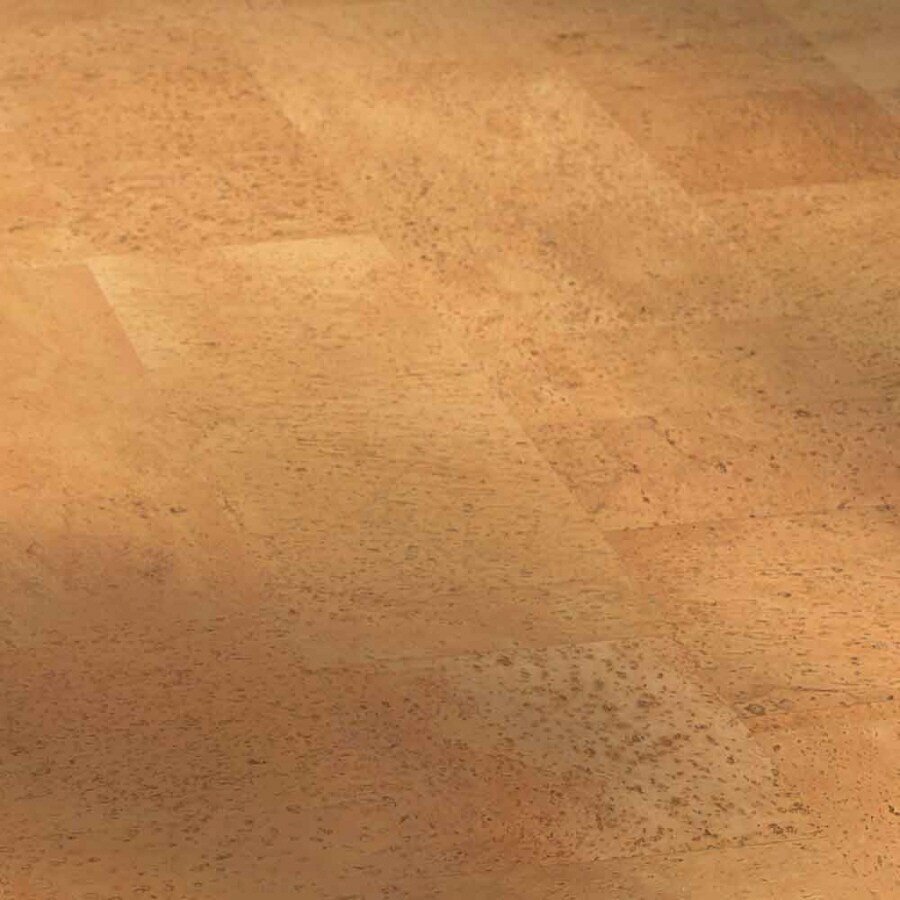 Natural Floors by USFloors Exotic 11.61-in W Prefinished Cork Locking Hardwood Flooring (Natural)