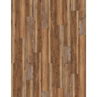 Smartcore Sample Ultra Blue Ridge Pine Vinyl Plank At