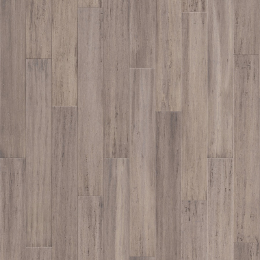 Natural Floors By USFloors 5.2 In Glacial Bamboo Engineered Hardwood  Flooring (26 Sq
