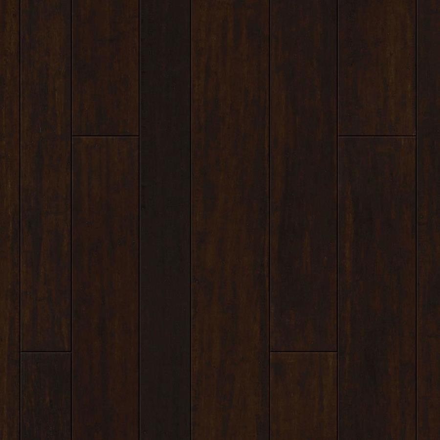 Natural Floors By USFloors Bamboo Hardwood Flooring Sample Dark Antique