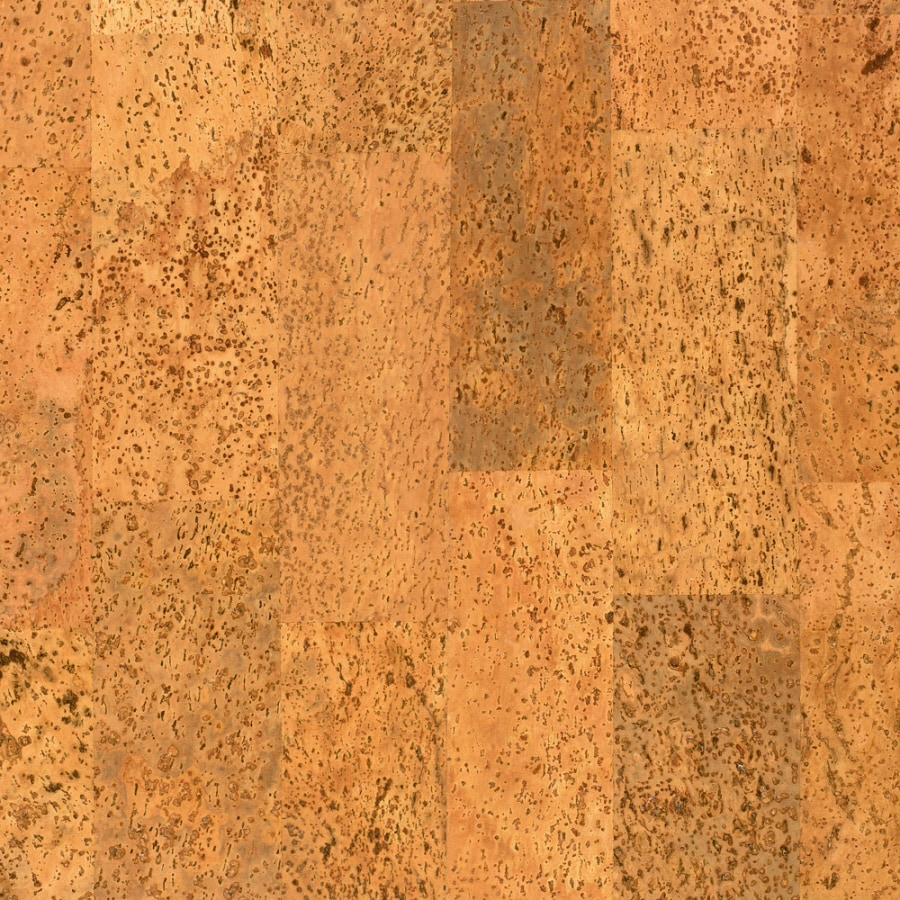 Natural Floors by USFloors Cork Hardwood Flooring Sample (Natural