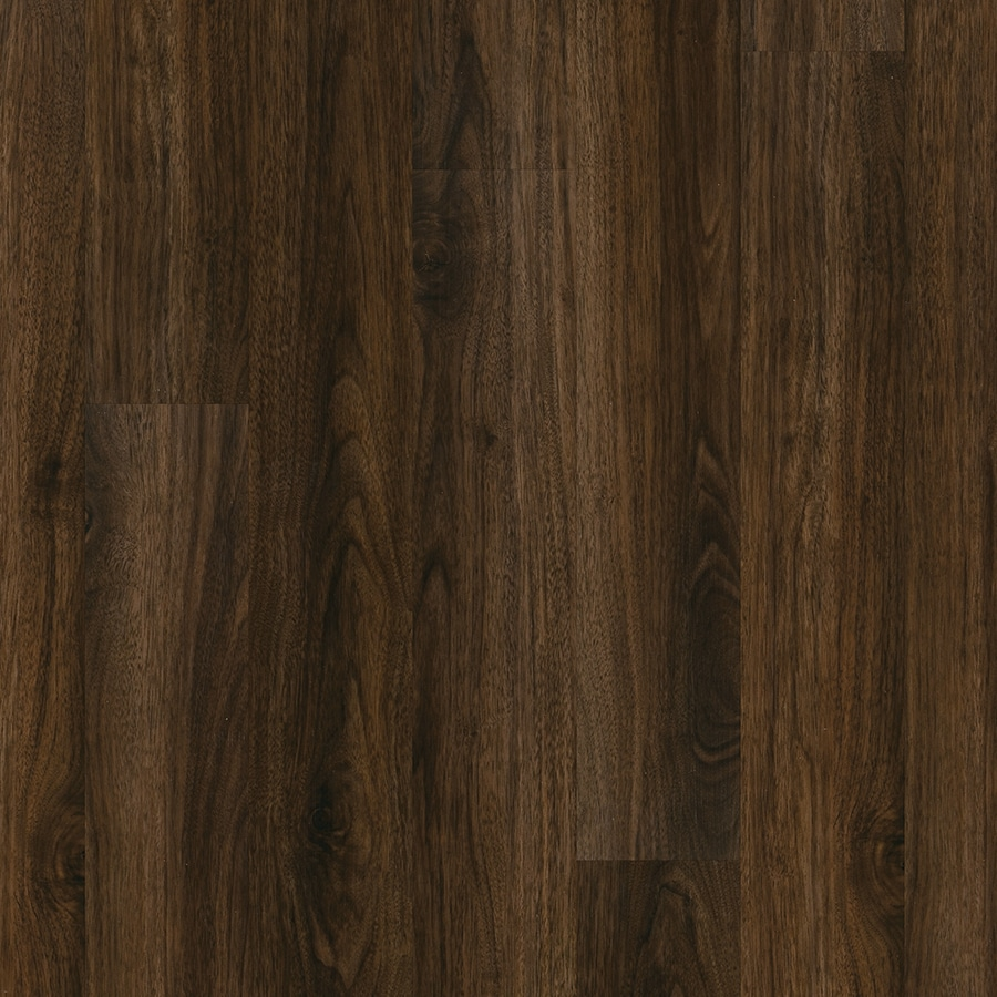 Smartcore 12 Piece 5 In X 48 03 Tahitian Walnut Luxury Locking Vinyl